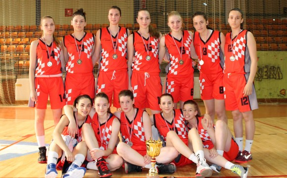 Na redu finale Prvenstva Hrvatske za kadetkinje