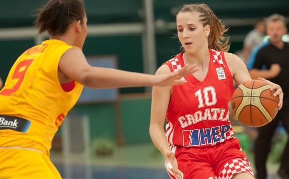 Ivana Dojkić u moskovskom Spartaku