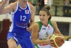 Samo pet hrvatskih košarkašica izići će na europsku klupsku pozornicu ove sezone