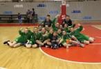 Live prijenosi juniorske završnice iz Doma sportova i 2. dana poluzavršnice mlađih kadetkinja s Velesajma