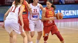 Španjolke, europske prvakinje, prejake za Hrvatsku