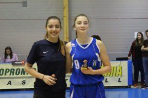 Dorja Žaja - najbolja igračica finalne utakmice