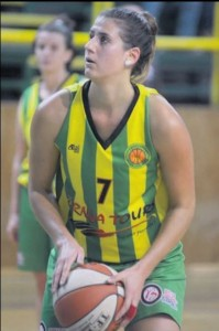 Lea Miletić MVP naslov zaradila je u dresu Pule Črnja Tours