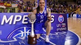 Naše u bijelom svijetu: Carmen Miloglav s Avenidom prvakinja Španjolske