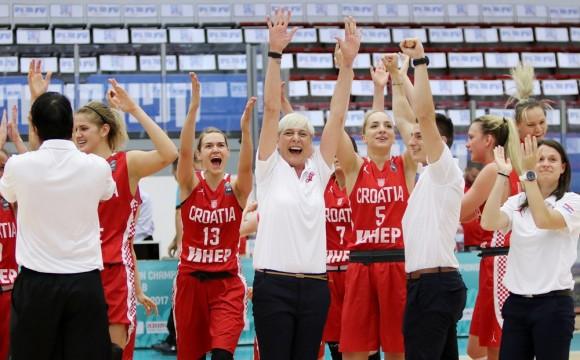Krenule pripreme mlade reprezentacije Hrvatske