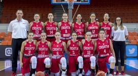 Hrvatske kadetkinje pobijedile Bjelorusiju i sačuvale status u europskoj A Diviziji