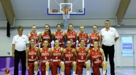 Juniorke Hrvatske poražene od Mađarske