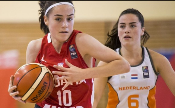 Prva ženska liga: Triple-double Nike Mühl protiv Dubrave BLC