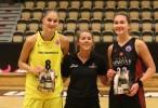 EuroCup: Sjajna izvedba Ana-Marije Begić protiv Spartaka iz Moskve