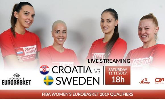 Dođite u Trnsko i podržite Hrvatsku protiv Švedske