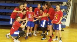 Kadetsku završnicu izborili Zadar, Podravac Gigant, Trešnjevka 2009 i Vodice