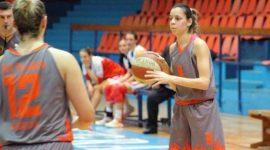 Lana Hrmić Top 1 košarkašica 18. kola Prve ženske lige