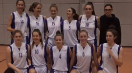Druga ženska liga, rezultati 13. kola A skupine