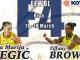 Udominate poražen, Begić još jedan double-double, protiv Dynama za broncu i treće mjesto