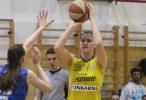 Marić najbolja naša košarkašica u inozemstvu prošlog vikenda
