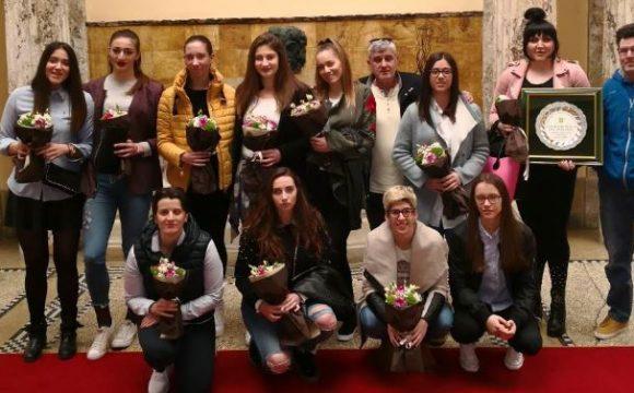 Pula Črnja Tours najbolja ženska ekipa Pule u 2017. godini