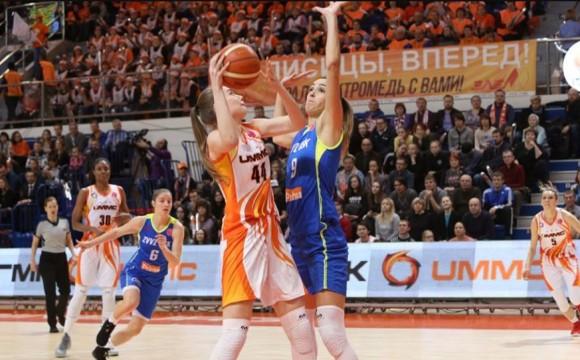 ZVVZ USK Praha Marije Režan poražen u prvoj utakmici četvrtfinala EuroLige u Ekaterinburgu