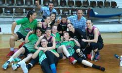 Trešnjevka 2009 u finalu prvenstva Hrvatske