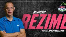 Osvrt trenera Trešnjevke 2009 Deana Nemeca