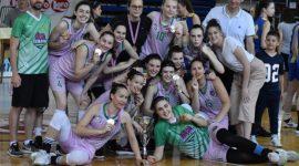 Juniorke Trešnjevke 2009 šesti put zaredom prvakinje Hrvatske