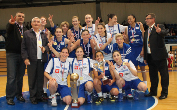 Šetnja kroz povijest hrvatske ženske košarke