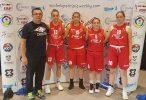 III. gimnazija iz Zagreba na svjetskom školskom prvenstvu u 3X3 košarci