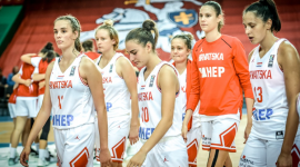 I kadetkinje Hrvatske ispale u drugu europsku ligu