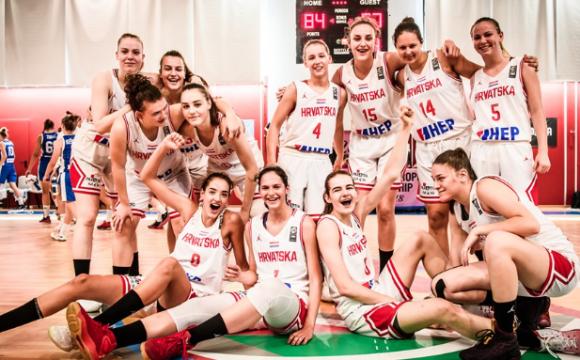 Hrvatska pobijedila Bosnu i Hercegovinu i bori se za plasman od 9. do 12. mjesta
