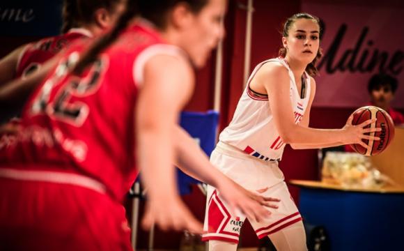 Hrvatske juniorke poražene od Belgije