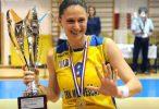 Iva Borović oprostila se od aktivnog igranja košarke