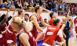 Mazić izborila EuroLigu, Slonjšak ne