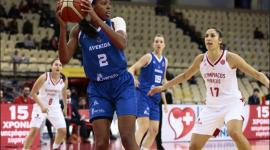 Ivana Tikvić debitirala za Olympiacos