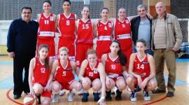 Poluzavršnica Prvenstva Hrvatske za juniorke, rezultati skupina B Slavonski Brod (3.dan)
