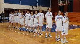 1. utakmica doigravanja: Novi Zagreb – Jolly JBS