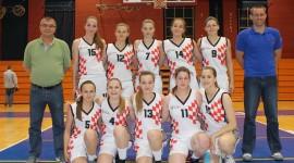 U Slavonskom Brodu ovog vikenda završnica prvenstva Hrvatske za kadetkinje