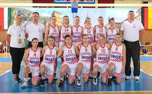 I druga pobjeda kadetkinja Hrvatske nad Slovenijom