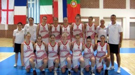 Juniorke Hrvatske u drugom krugu