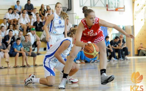 U14 Slovenj Gradec: Talijanke bolje od naših mlađih kadetkinja