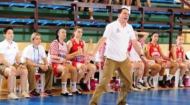 Braslav Turić odabrao 14 košarkašica za seniorsku reprezentaciju Hrvatske