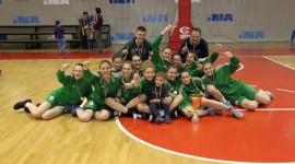 Trešnjevka pobijedila Novi Zagreb i obranila naslov juniorskih prvakinja Hrvatske