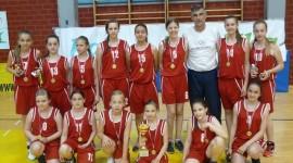 U Dubravi završeno Otvoreno prvenstvo Hrvatske U12: Medveščak prvak Hrvatske