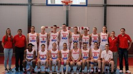 Rusija – Hrvatska  83:62