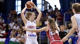 Lorena Molnar: Cilj mi je košarkaški napredovati i usavršavati se
