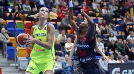 EuroLiga: Opet sjajna igra Marije Režan