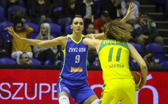 EuroLiga: Režan opet izvrsna u gostujućoj pobjedi Praga