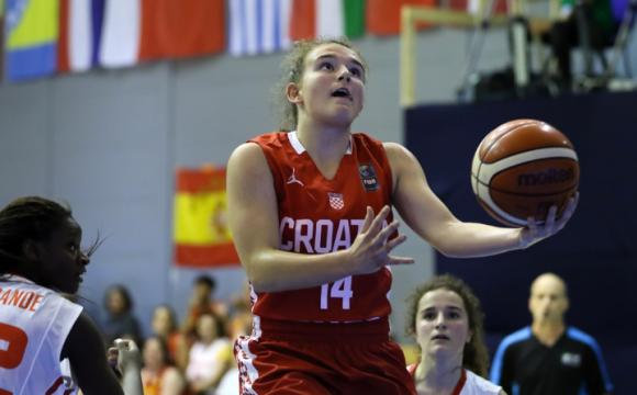 Juniorke Hrvatske uoči Europskog prvenstva pobijedile Francusku