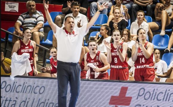 Trener juniorske Hrvatske Dean Nemec: Vjerujem da možemo dobiti Mađarsku
