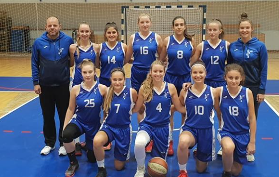 ŽKK Gospić se posvetio stvaranju vlastitih košarkašica