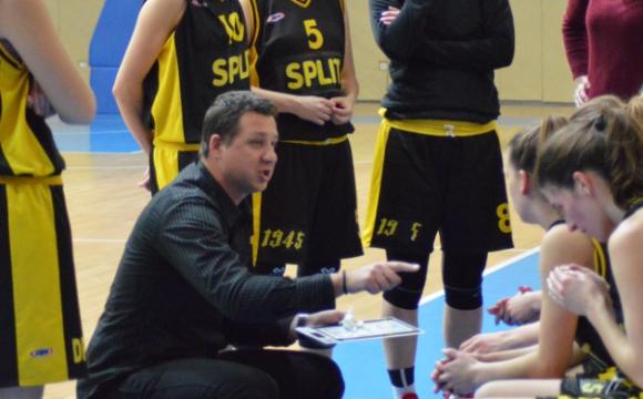 Novogodišnji intervju: Boran Grgin, trener jesenskih prvakinja ŽKK Split