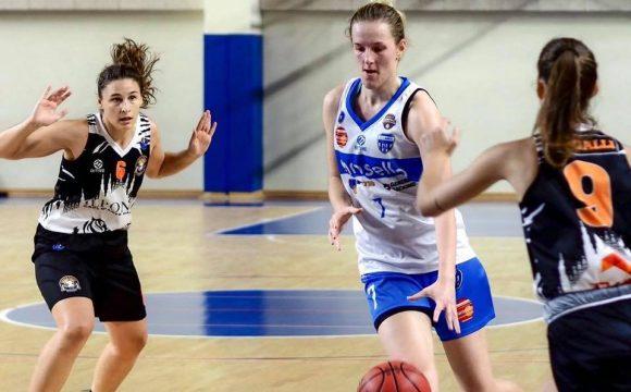 Lorena Molnar najkorisnija naša košarkašica u Italiji ovog vikenda